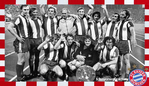 бавария 1971-1972