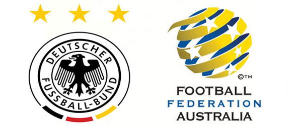 сборная германии против сборной австрии
