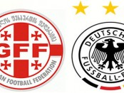 сборная грузии против сборной германии
