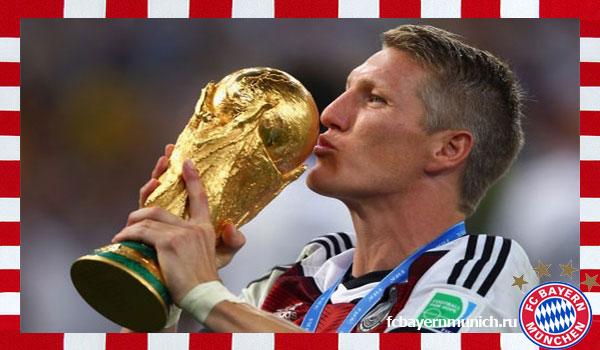 швайнштайгер капитан сборной Германии