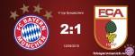 бавария аугсбург обзор матча