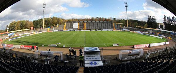 стадион дармштадта белленфальтор
