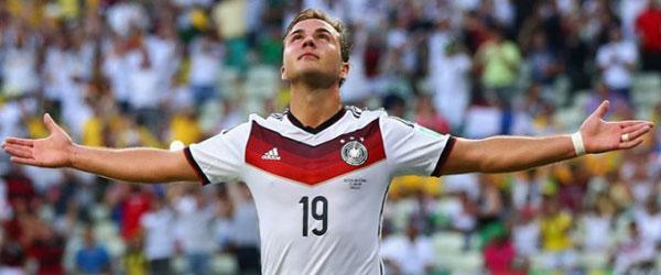 марио гетце в сборной германии