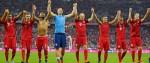 фотообзор матча 12 тура Бундеслиги между Баварией и Штутгартом